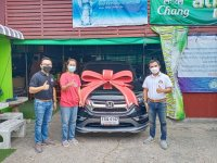 ฮอนด้า ซีอาร์-วี 2.0 SE 4WD ปี 2016