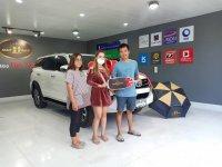 โตโยต้า ฟอร์จูนเนอร์ 2.4 V 2WD ปี 2016