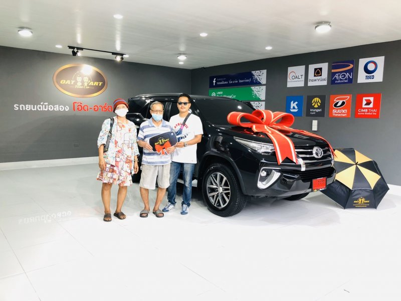 2018 Toyota Fortuner 2.4 V NAVI 2WD