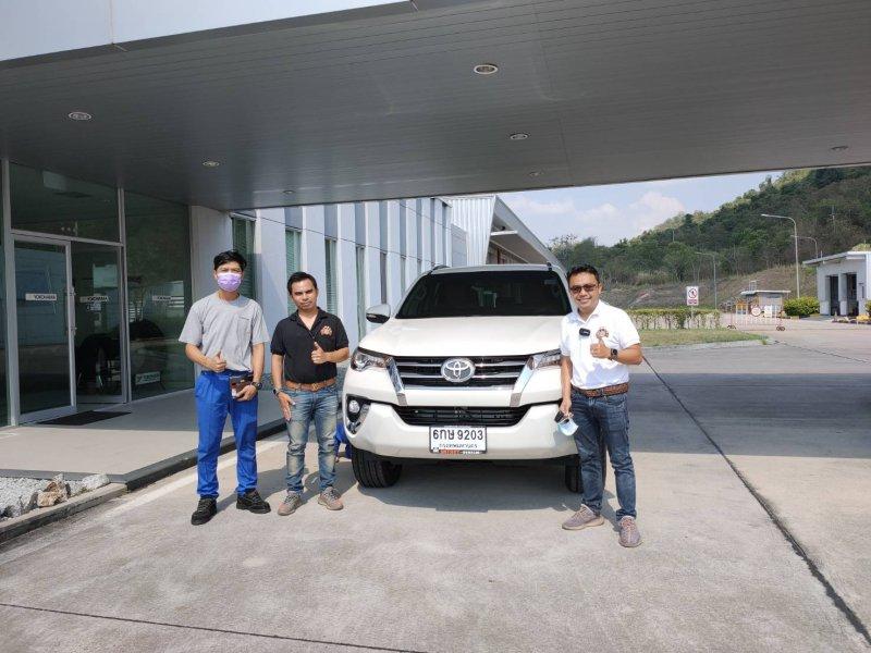 2017 Toyota Fortuner 2.8 V 4WD