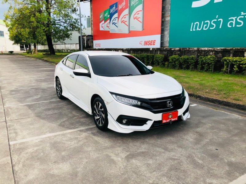 2018 Honda Civic 1.8 EL