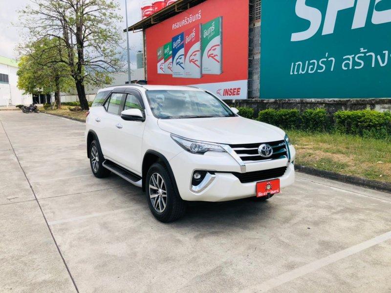 2018 Toyota Fortuner 2.4 V 2WD