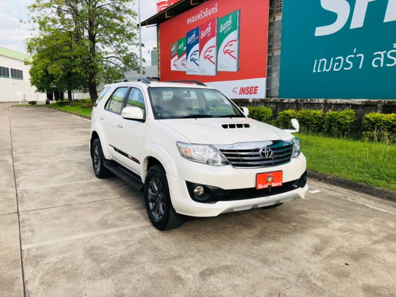 2013 Toyota Fortuner 3.0 TRD 4WD