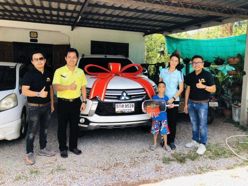 2016 Mitsubishi Pajero Sport 2.4 GT Premium 4 WD
