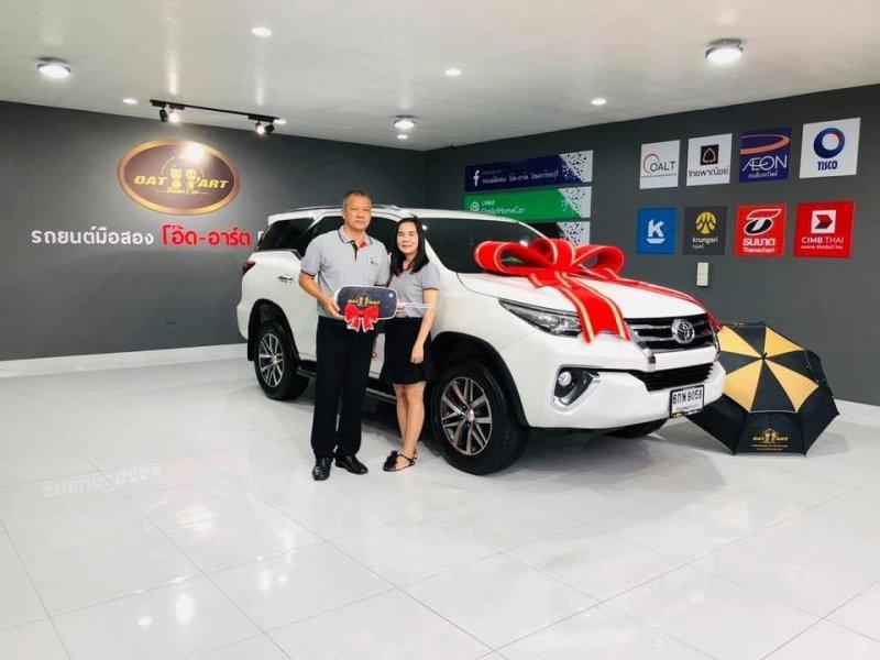 2017 Toyota Fortuner 2.4 V 2WD