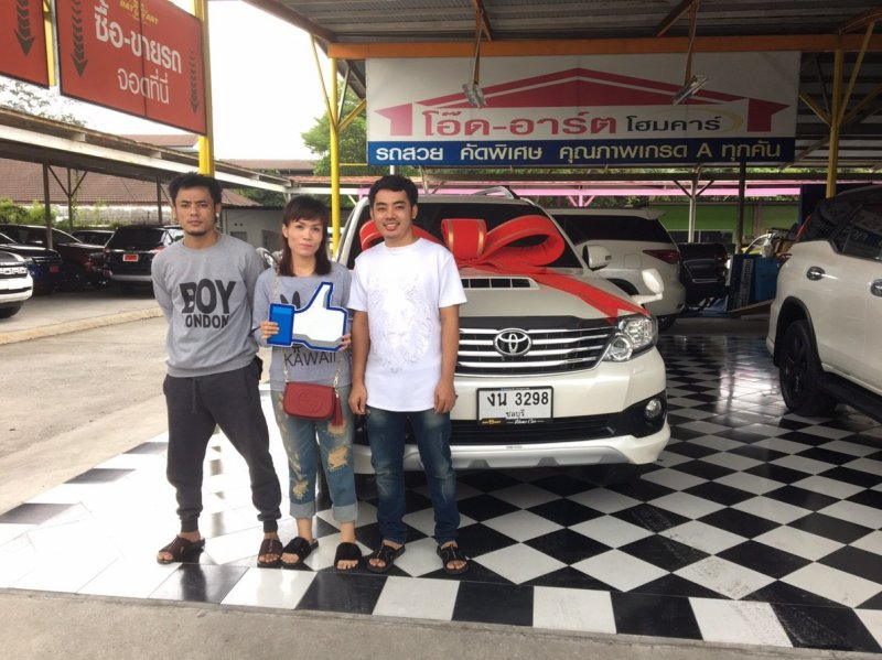 2014 Toyota Fortuner 3.0 TRD