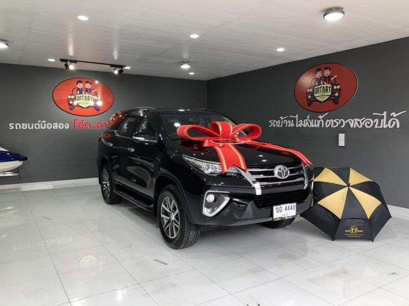 2015 Toyota Fortuner 2.4 V 2WD