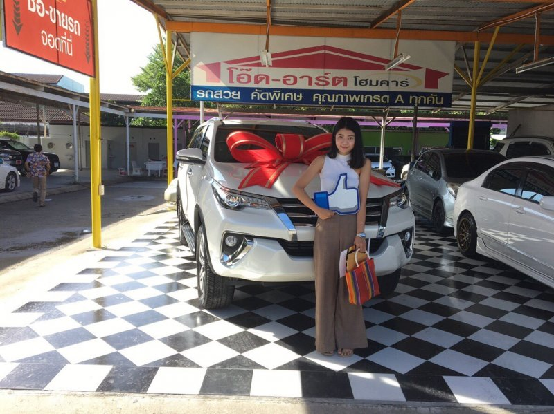 2016 Toyota Fortuner 2.8 4WD