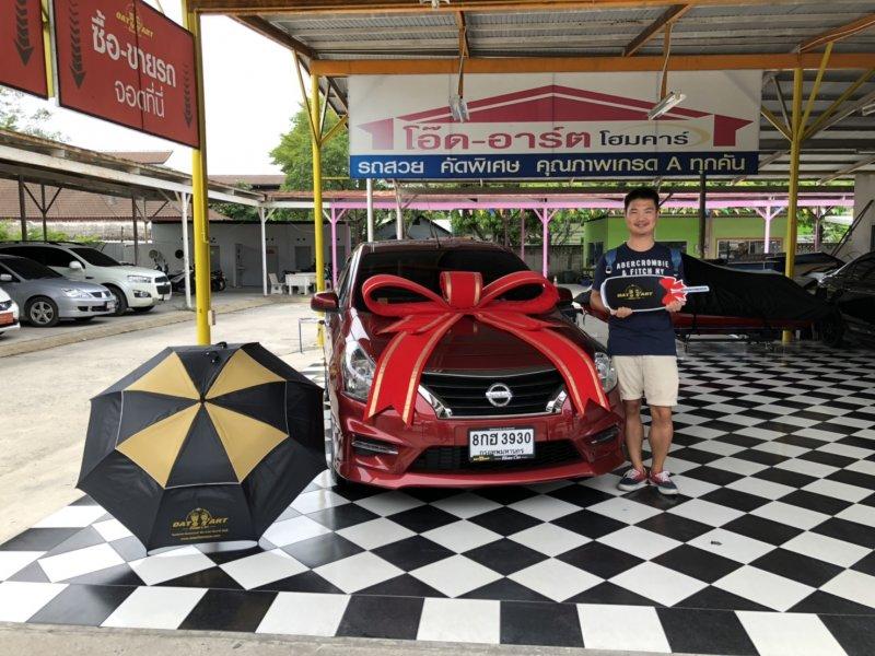 2019 Nissan Almera 1.2 sportech