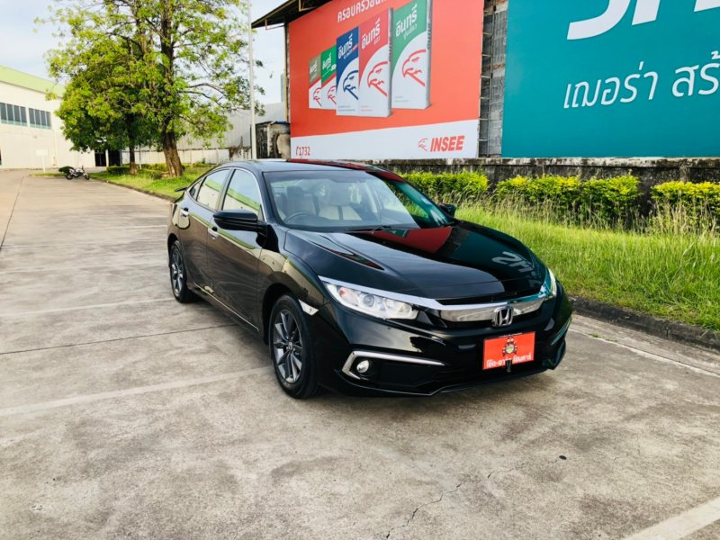 2020 Honda Civic FC 1.8 EL