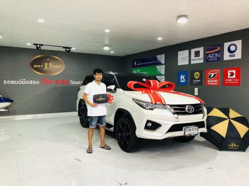 2018 Toyota Fortuner 2.8 TRD 4WD