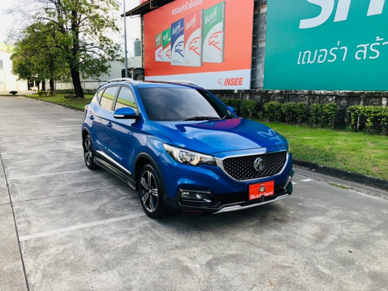 2018 MG ZS 1.5 X TOP