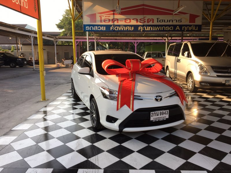 2013 Toyota Vios 1.5 E AT
