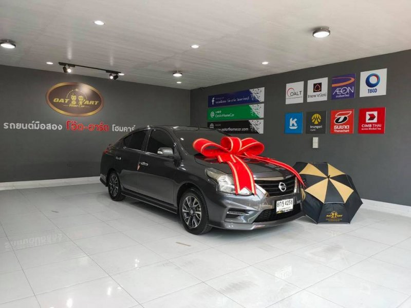 2019 Nissan Almera 1.2 E Sporttech