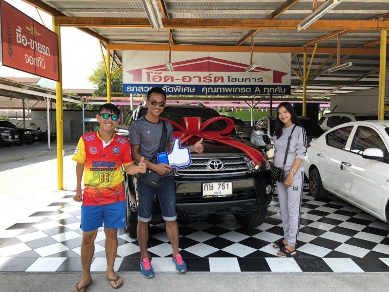 2009 Toyota Fortuner 2.7 V