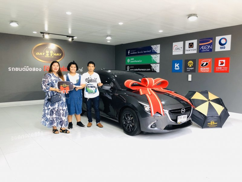 2017 Mazda 2 1.3 Sport High Connect