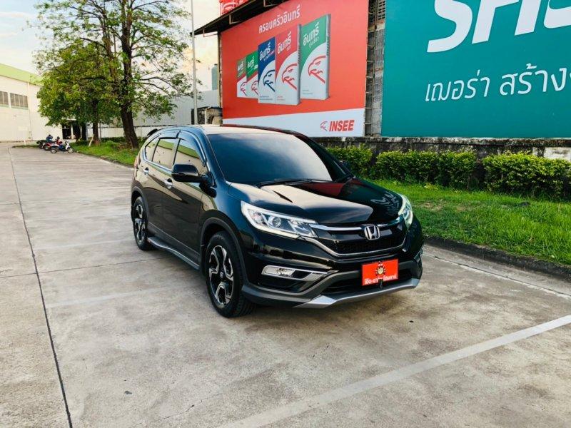 2017 Honda CR-V 2.4 EL 4WD