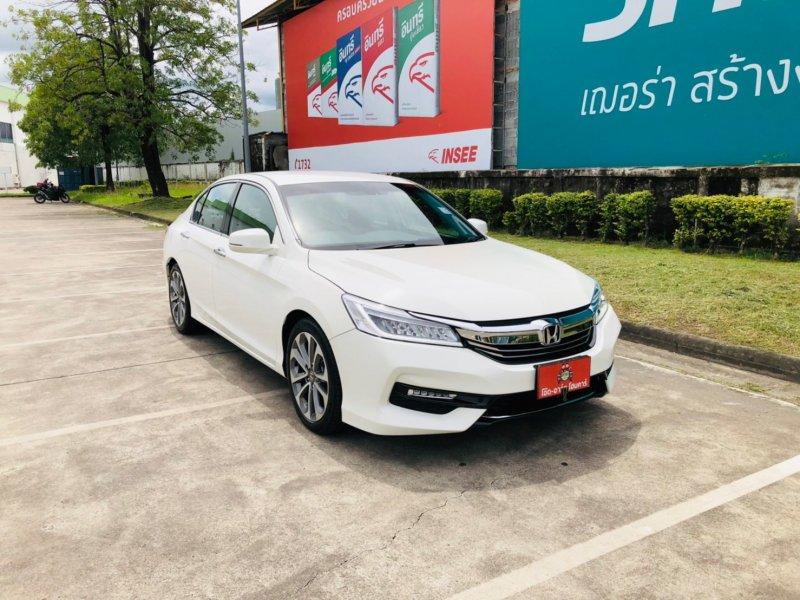 2017 Honda Accord 2.0 EL