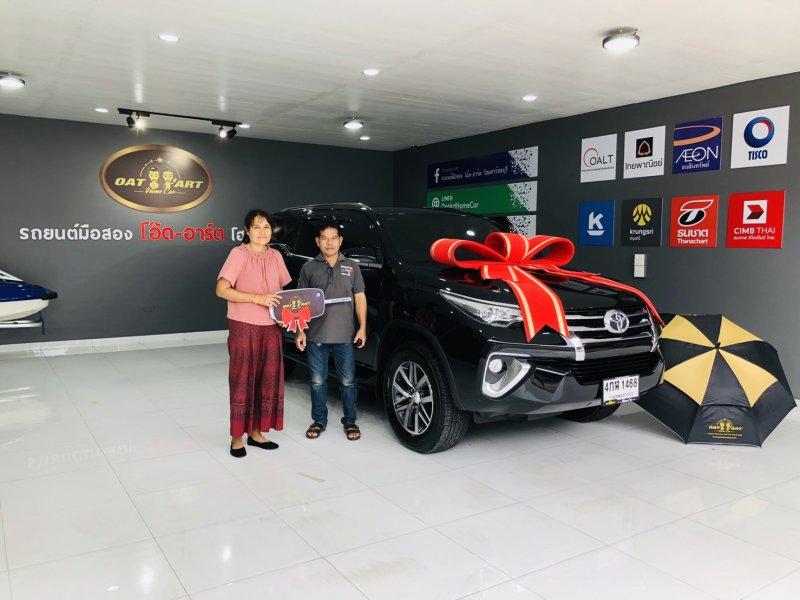 2016 Toyota Fortuner 2.8 V Navi 2WD
