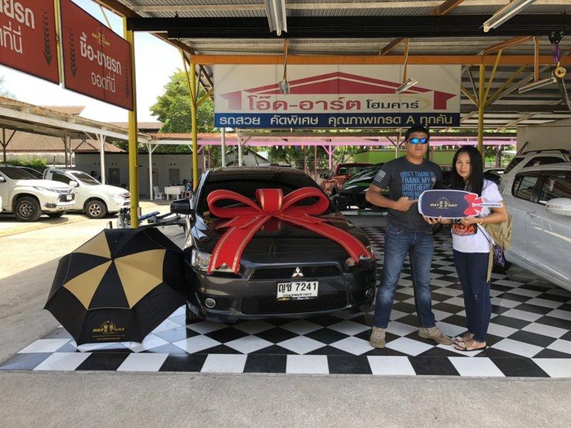 2011 Mitsubishi Lancer EX 1.8 GLS