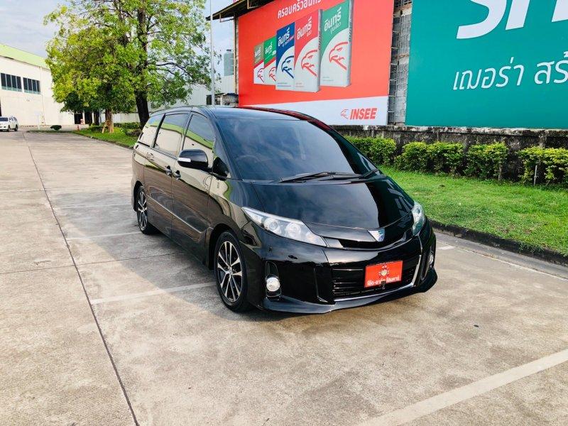 2014 Toyota Estima 2.4 Aeras
