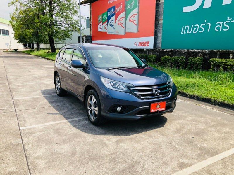 2013 Honda CR-V 2.4 EL 4WD Navi