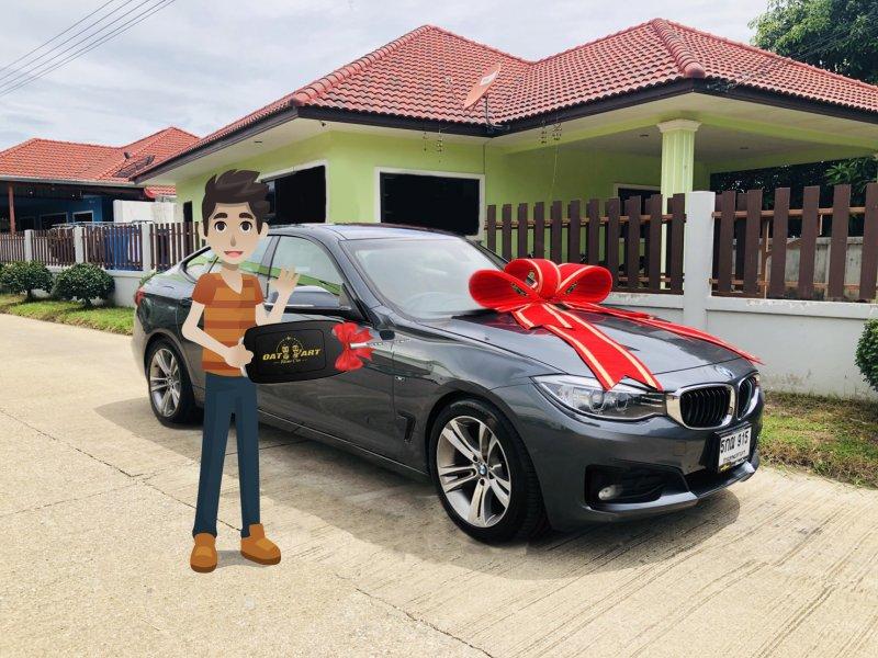 2015 BMW Series 3 320D Gt Sport