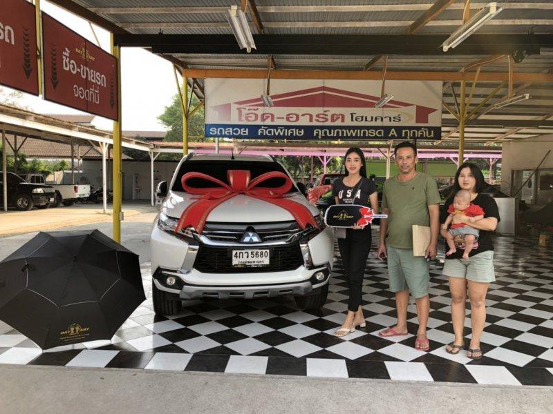 2015 Mitsubishi Pajero Sport 2.4 GT 2 WD