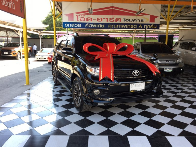 2015 Toyota Fortuner 3.0 TRD