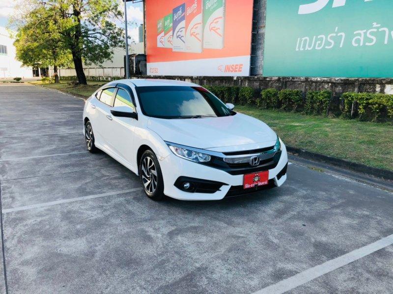 2018 Honda Civic FC 1.8 EL