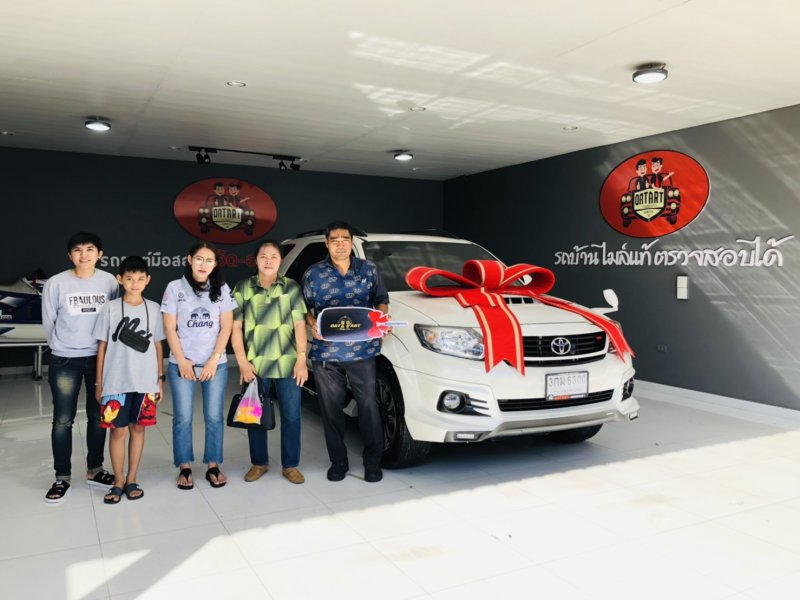 2014 Toyota Fortuner 3.0 TRD 4WD