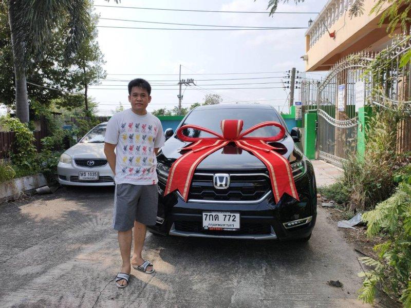 2018 Honda CR-V 2.4 EL 4WD