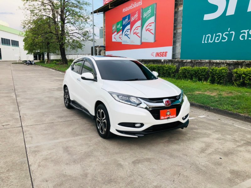 2016 Honda HR-V 1.8 EL