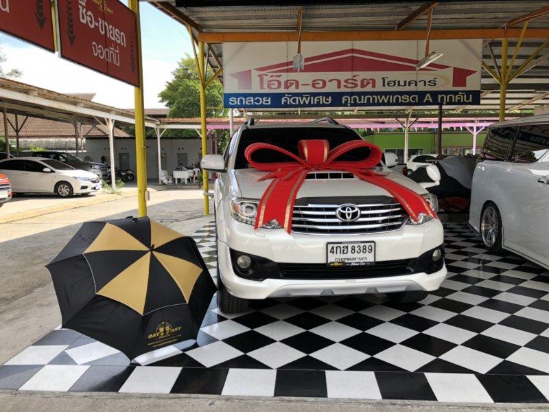 2013 Toyota Fortuner 3.0 TRD