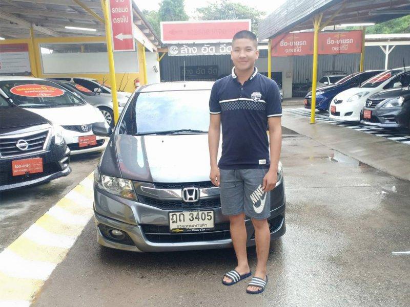 2010 Honda City 1.5 V AS