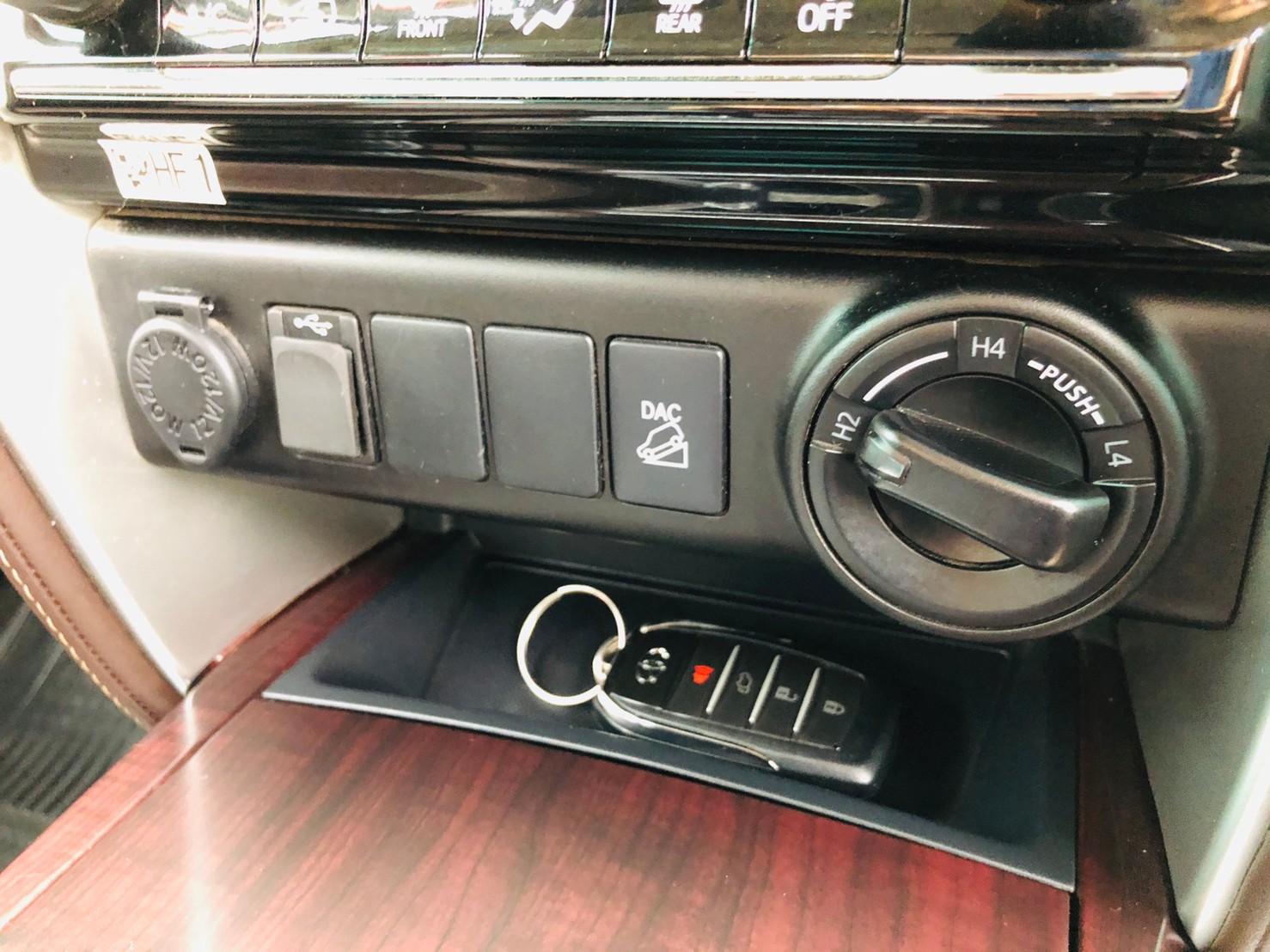 ภาพแอร์ โตโยต้า ฟอร์จูนเนอร์ 2.4 V 4WD ปี 2018