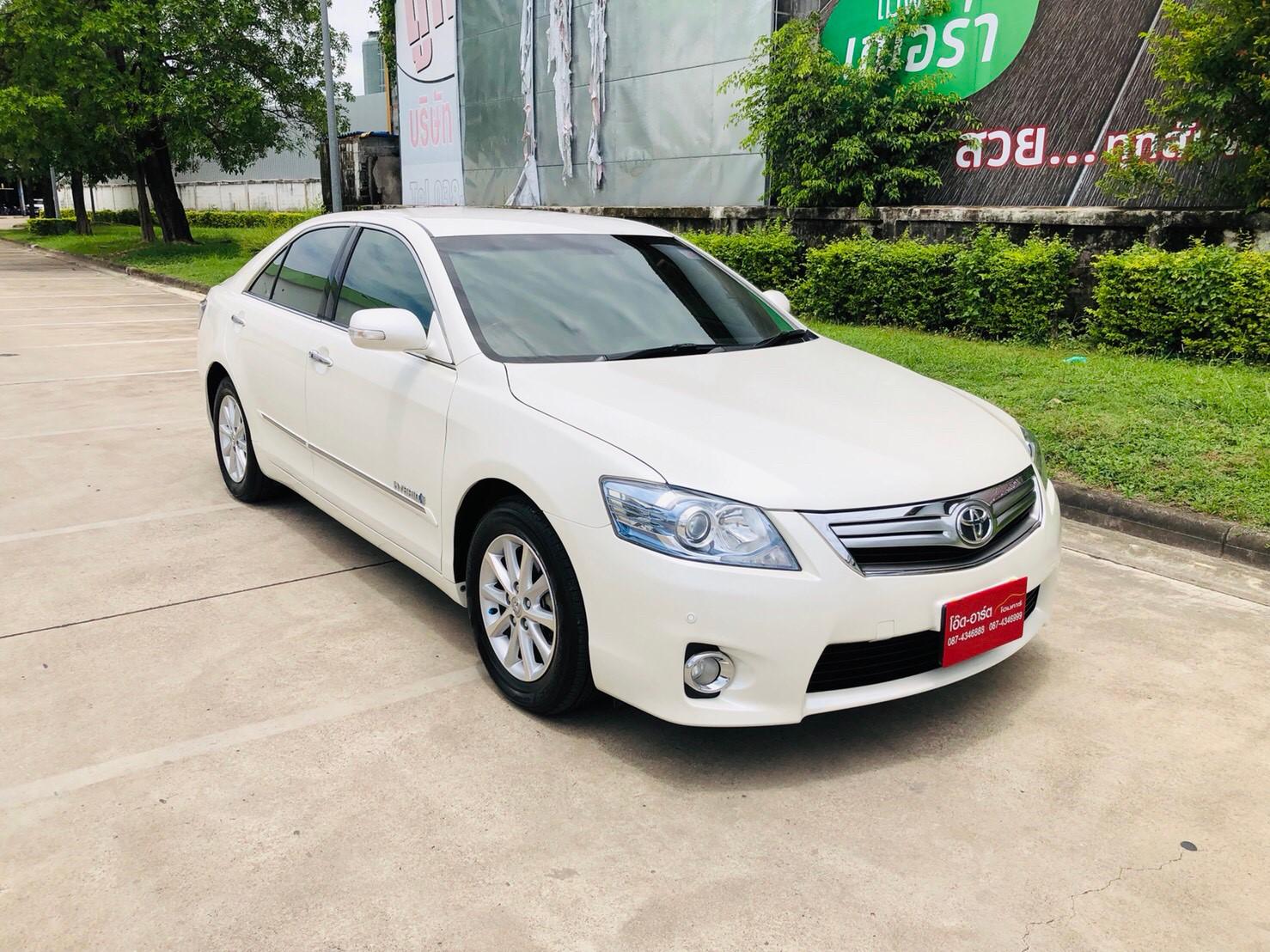 2012 Toyota Camry Hybrid 2.4