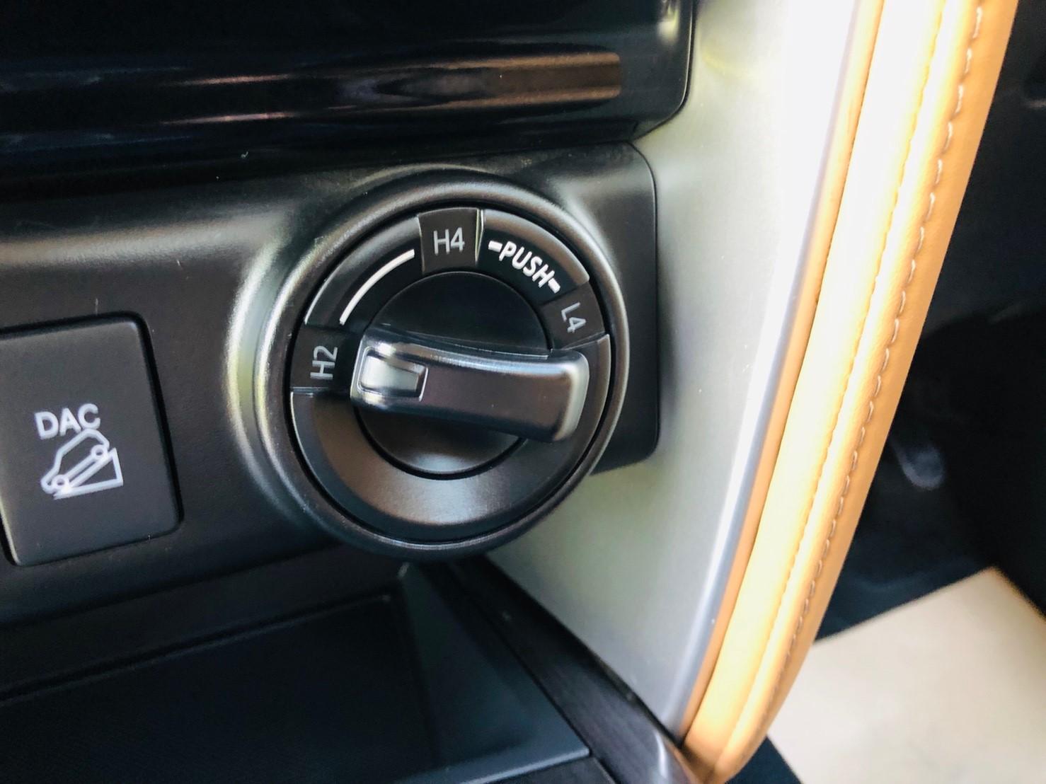 ภาพตัวระบบขับเคลื่อน 4 ล้อ โตโยต้า ฟอร์จูนเนอร์ 2.8 V 4WD ปี 2016