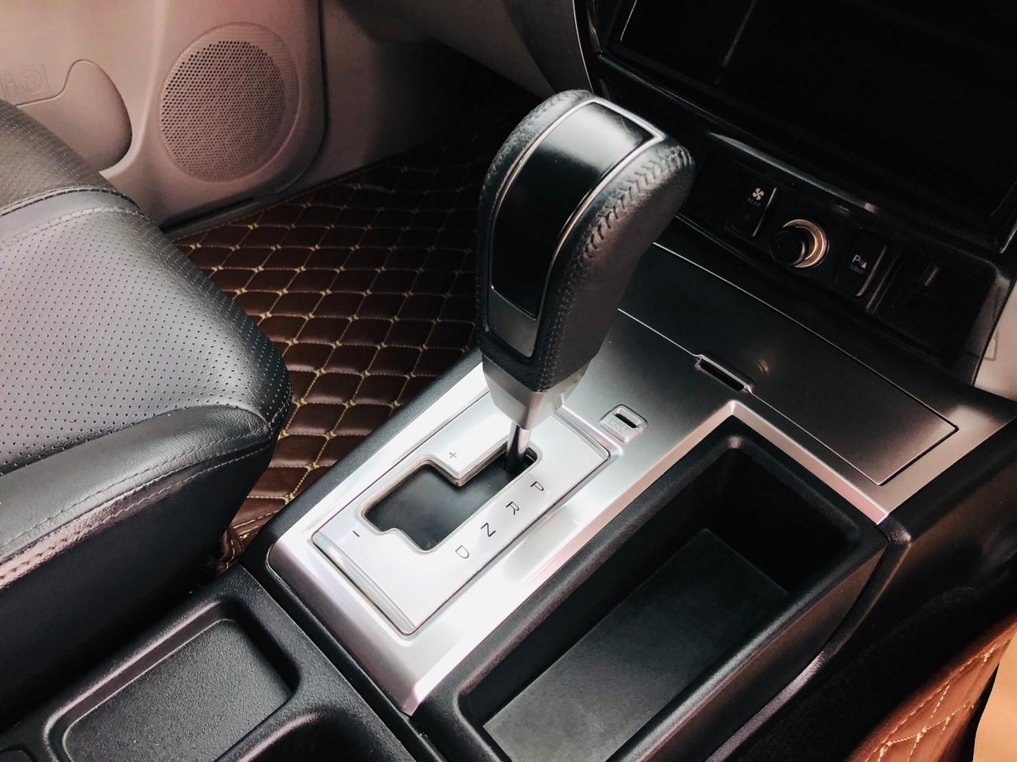 ภาพเกียร์ มิตซูบิชิ ปาเจโร่ สปอร์ต 2.5 GT 2WD ปี 2013