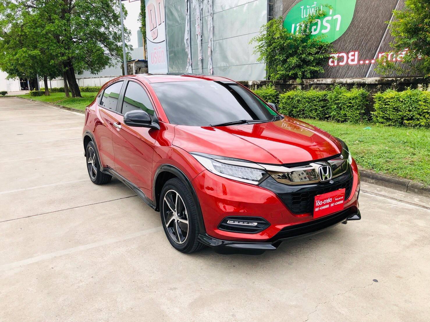 2018 Honda HR-V 1.8 RS
