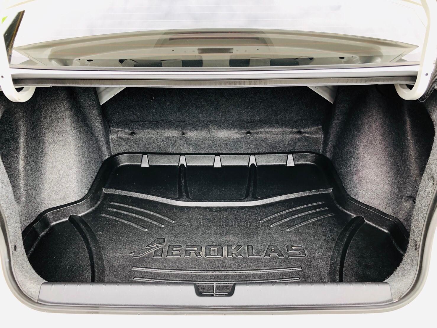 ภาพท้ายรถ ฮอนด้า ซิตี้ 1.5 V ปี 2015