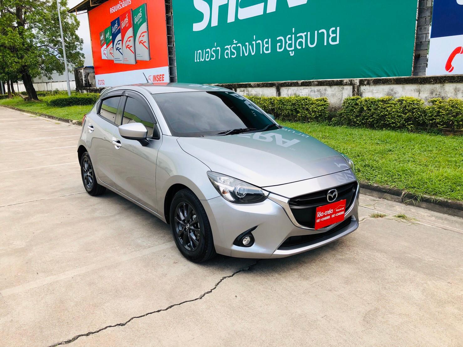 2016 Mazda 2 1.3 S