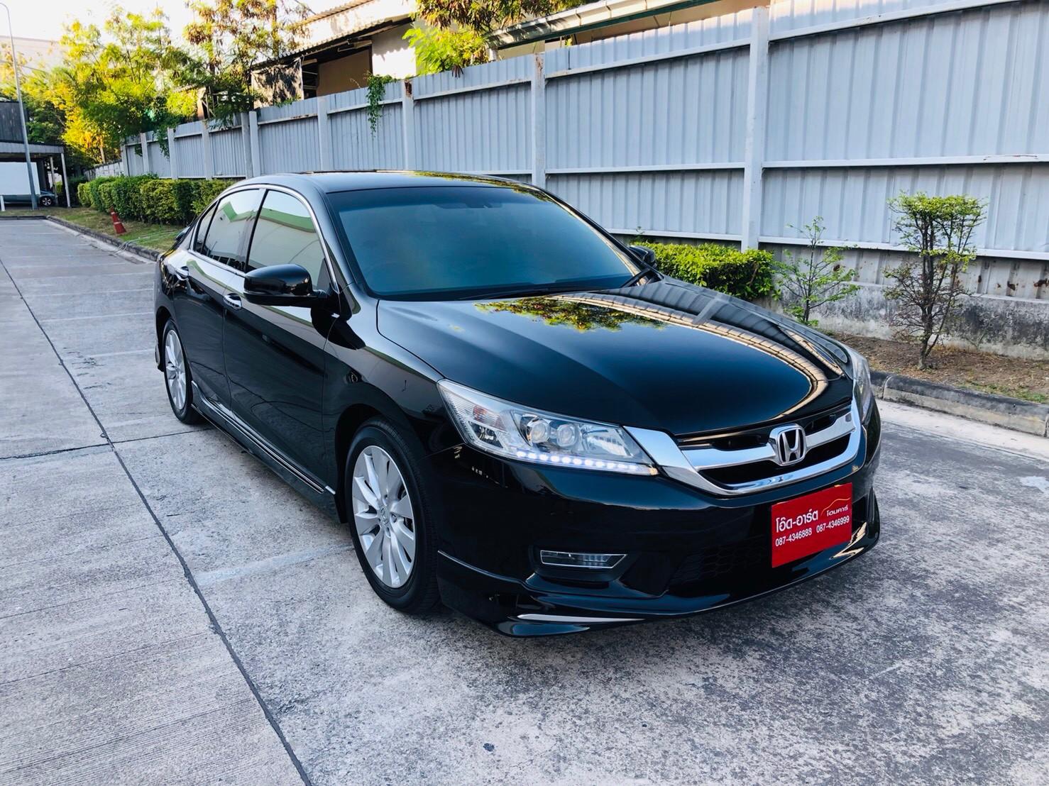 2013 Honda Accord 2.4 EL
