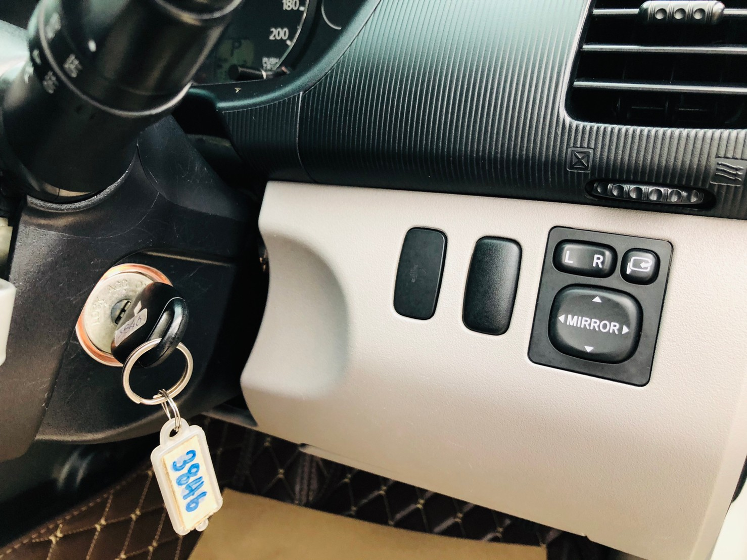 ภาพกุญแจ่ มิตซูบิชิ ปาเจโร่ สปอร์ต 2.5 GT 2WD ปี 2013