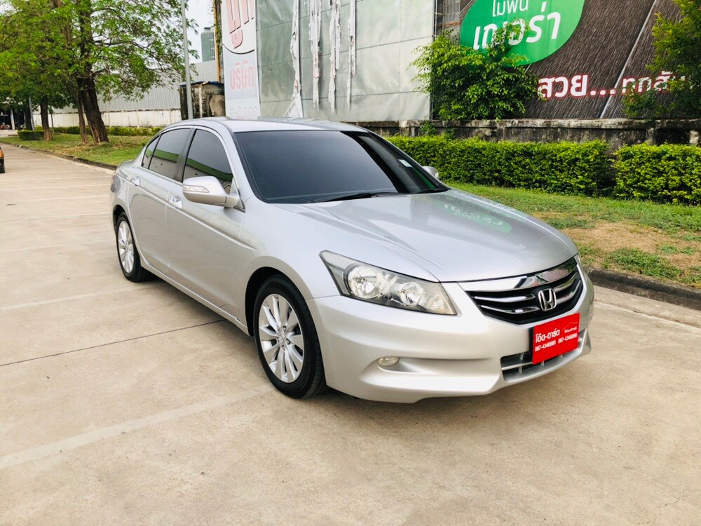 2012 Honda Accord 2.0 E