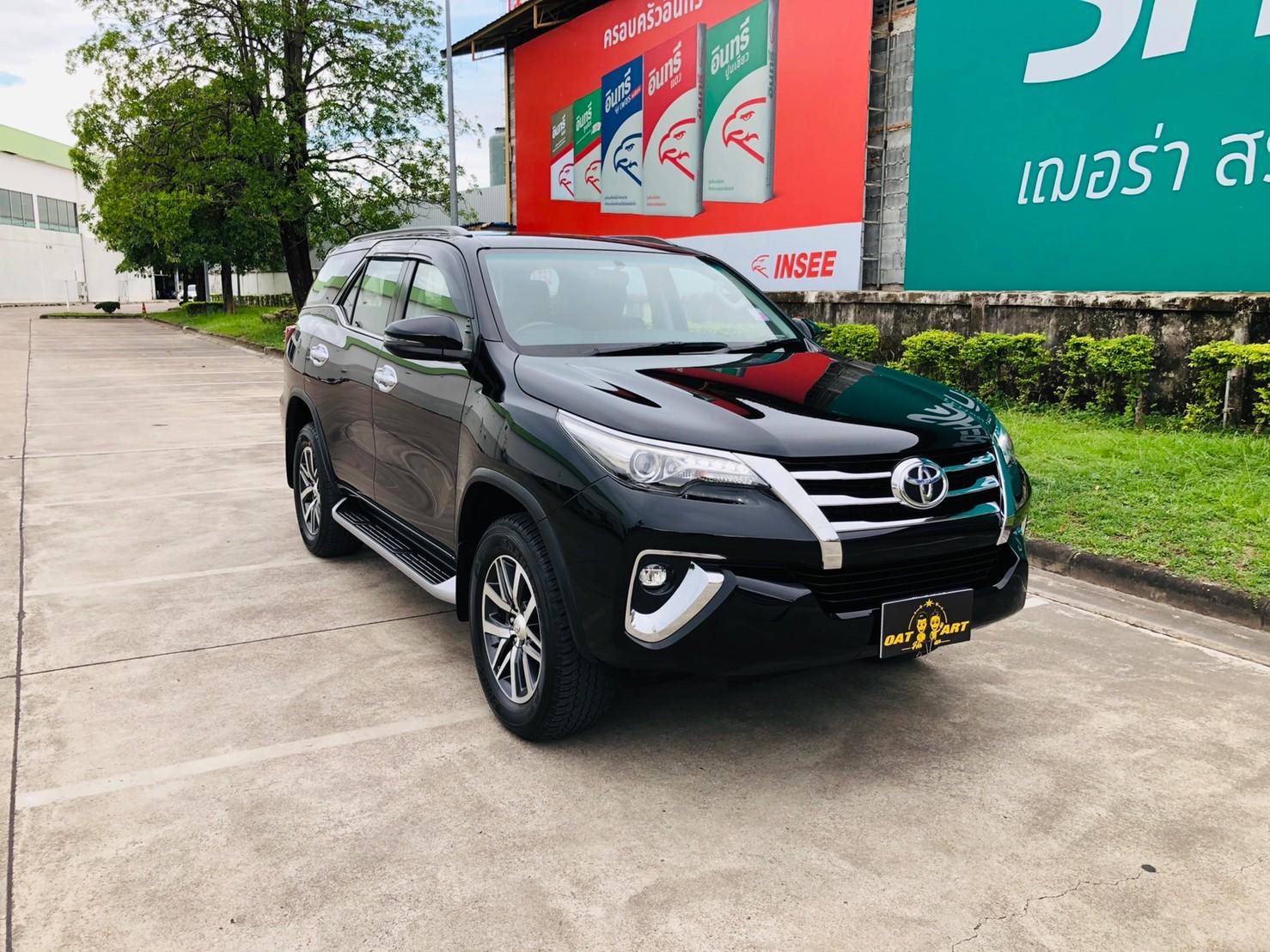 2018 Toyota Fortuner 2.4 V 4WD