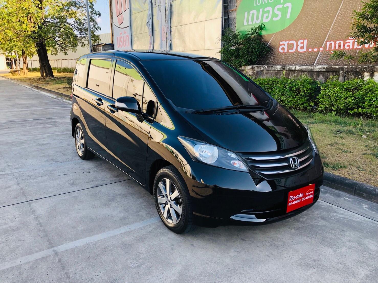 2012 Honda Freed 1.5 E