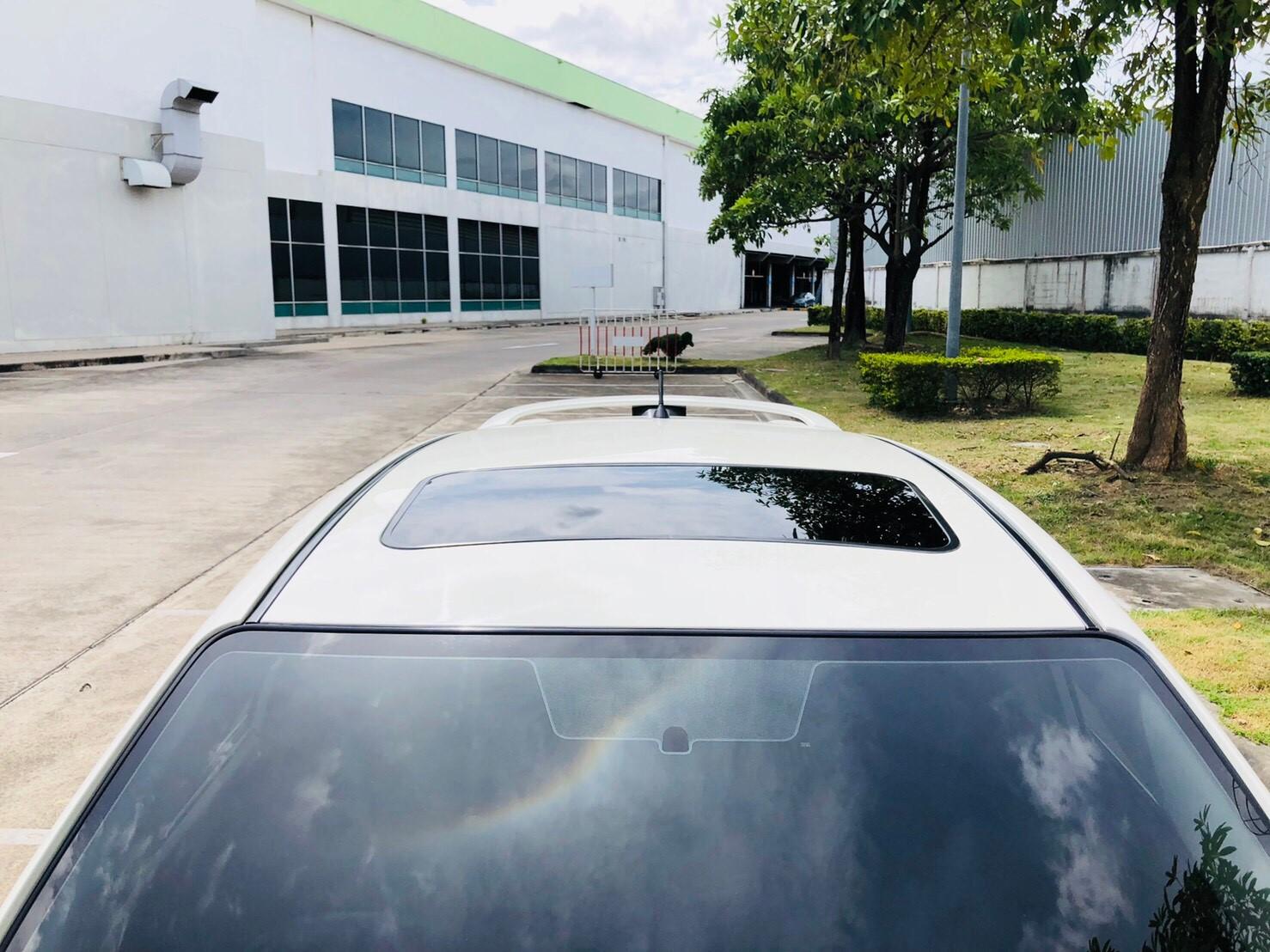 ภาพหลังคาซันรูฟ มาสด้า 3 S MOVE 2.0 TOP ปี 2011
