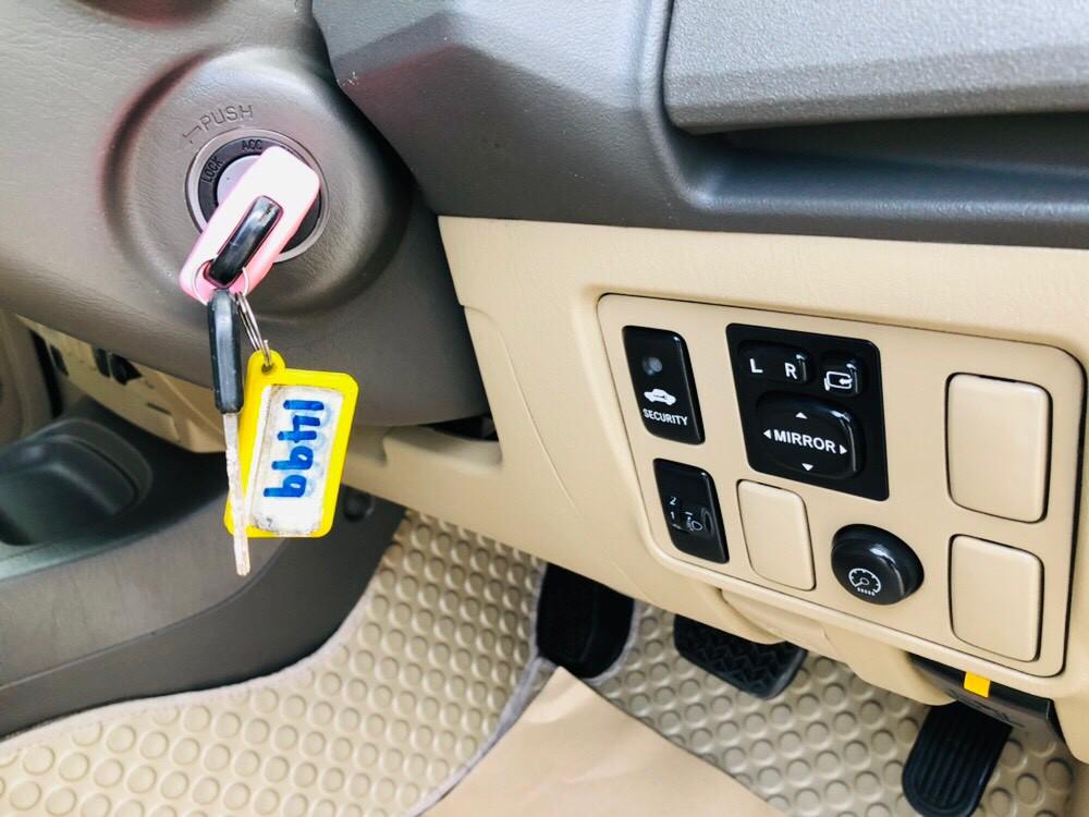 ภาพกุญแจ โตโยต้า ฟอร์จูนเนอร์ 3.0 V 2WD ปี 2013