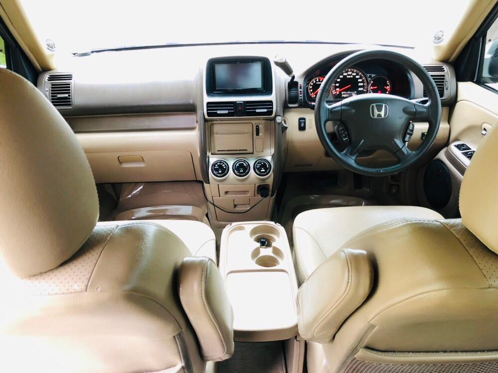 ภาพทรรศนะวิสัย ฮอนด้า ซีอาร์-วี 2.4 EL 4WD ปี 2006